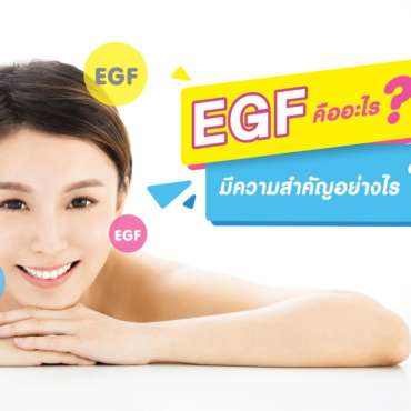 EGF คืออะไร มีความสำคัญอย่างไร